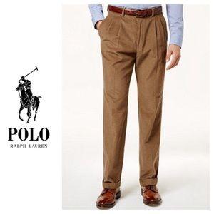 Polo Ralph Lauren Corduroy Cuffed Pants Size 38/34